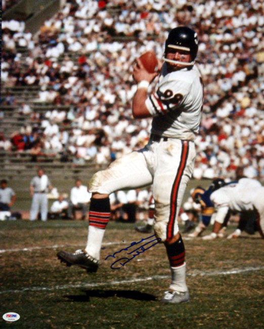 Mike Ditka Autographed 16x20 Photo Chicago Bears PSA/DNA Stock #32234