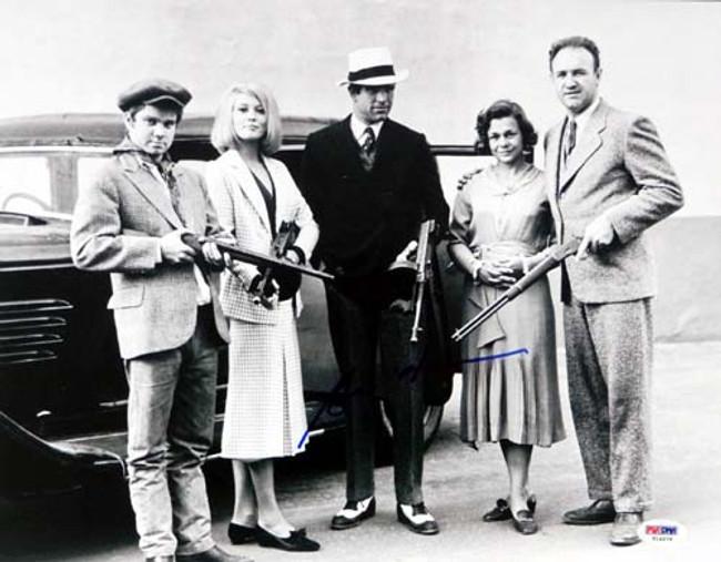 Gene Hackman Autographed 11x14 Photo Bonnie & Clyde PSA/DNA #T14579