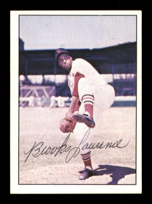 Brooks Lawrence Autographed 1981 TCMA Card #217 St. Louis Cardinals SKU #189309
