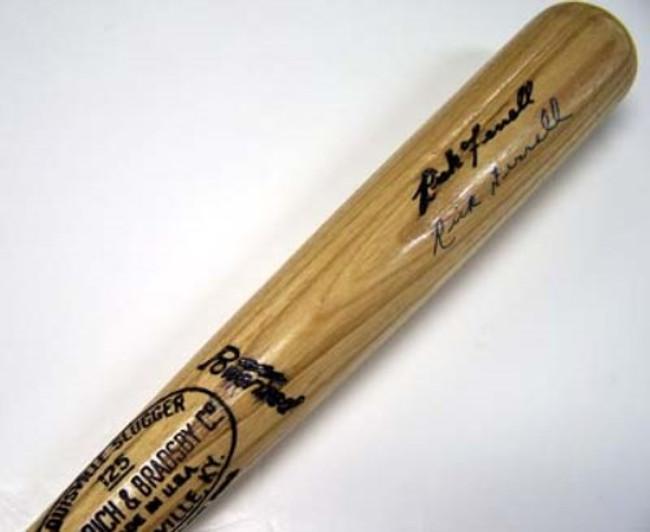 Rick Ferrell Autographed Game Model Bat PSA/DNA #J21944