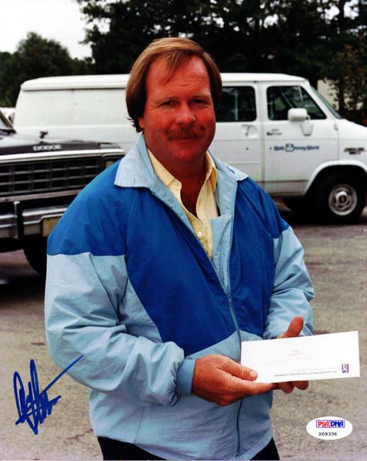 Craig Stadler Autographed 8x10 Photo PSA/DNA #X09336