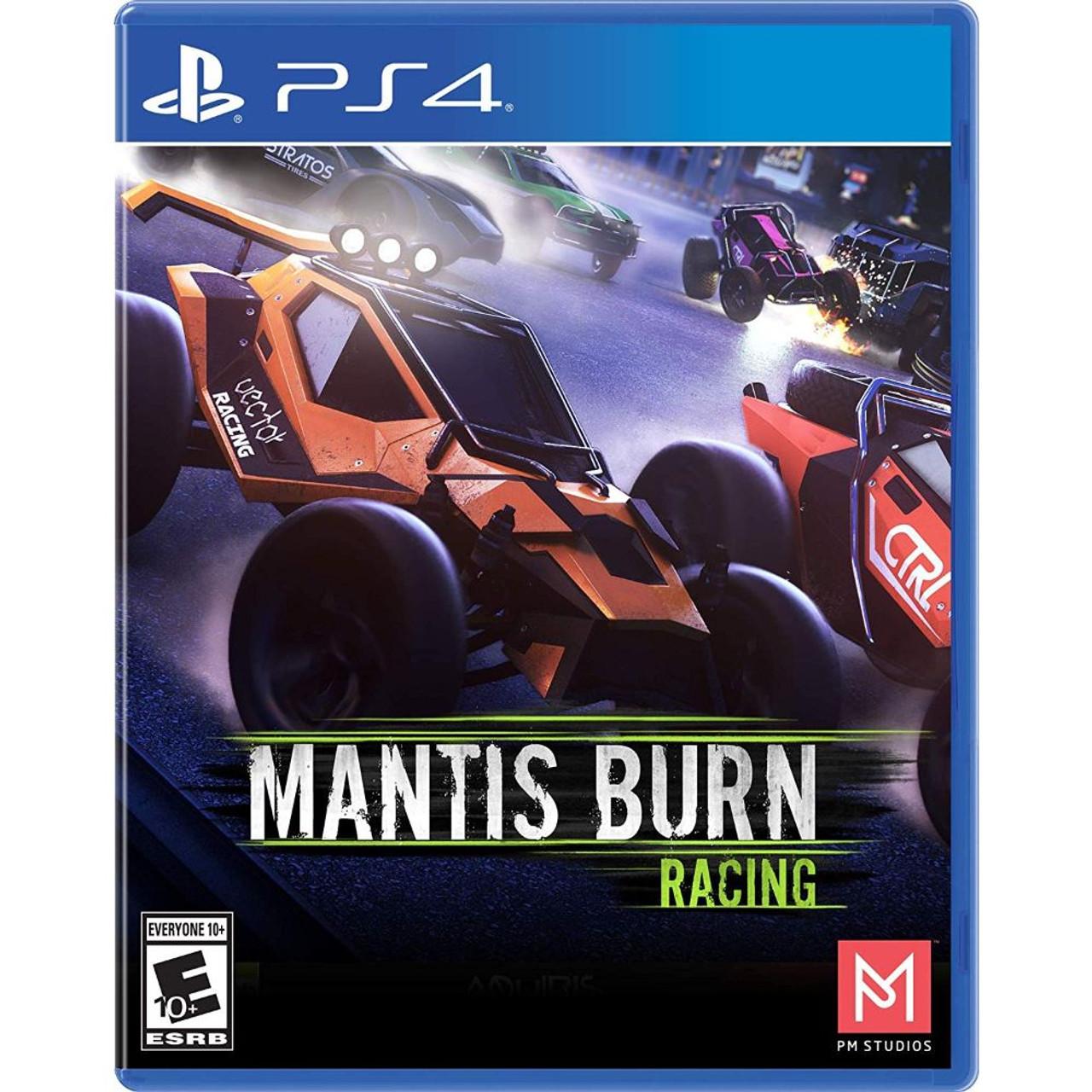 Mantis Burn Racing PS4 [PRE-ORDER] - Vast Inc