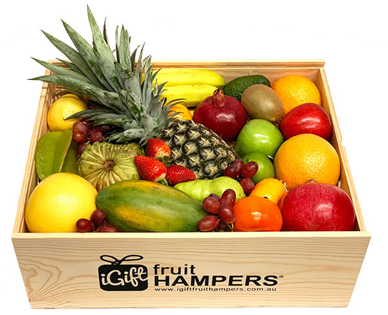 Australian Hampers - Fresh Fruit Hamper