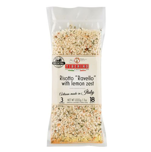 Tiberino Risotto Ravello With Lemon Zest 200g