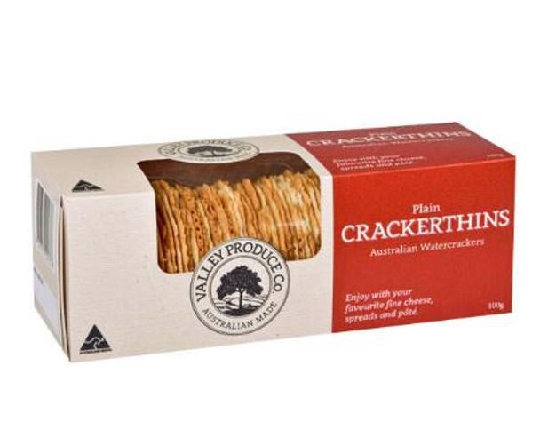 Valley Produce Original Crackerthins 100g