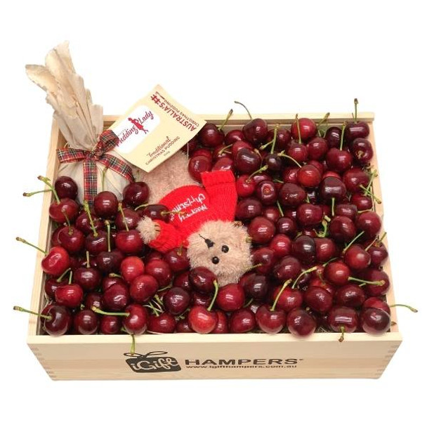 Cherry Hampers for Christmas