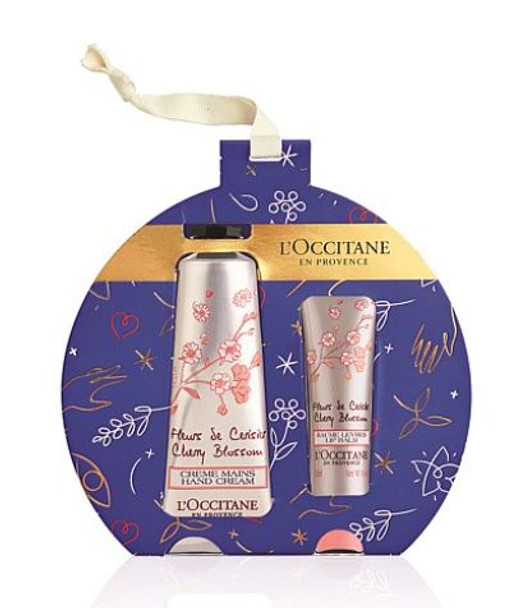 L'Occitane Hugs & Kisses Cherry Blossom Bauble