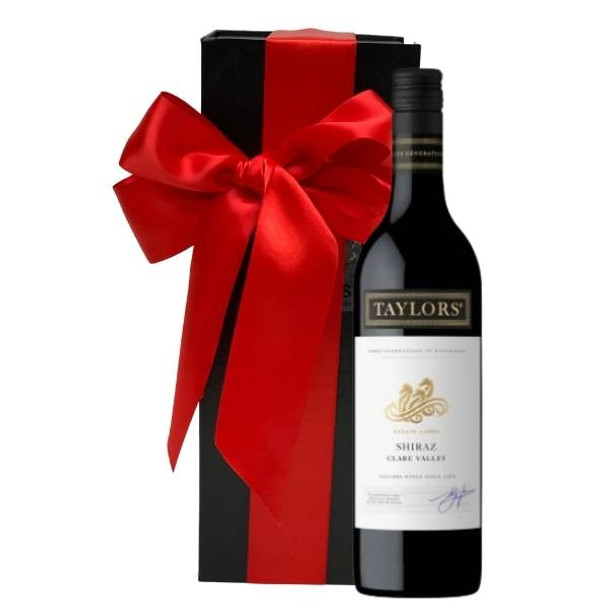 Red Wine Gift Hampers Taylors Estate Shiraz