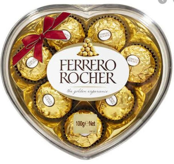 Ferrero Chocolate Heart 100g