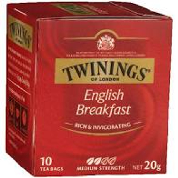 Twinings Tea of London - English Breakfast Tea
