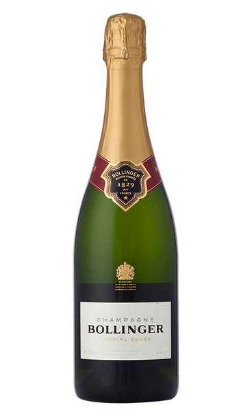 Bollinger Special Cuvee Non Vintage Champagne 750ml
