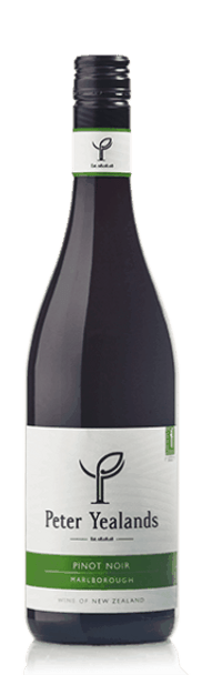 Peter Yealands Pinot Noir - Dry Red Wine