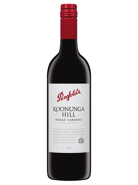 Penfolds Koonunga Hill Shiraz Cabernet 2009 Red Wine
