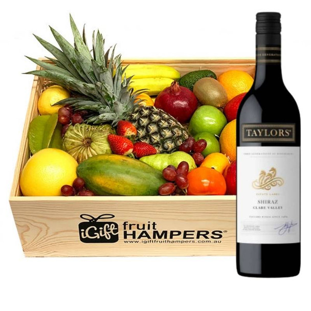 Red Wine Gift Hampers Taylors Estate