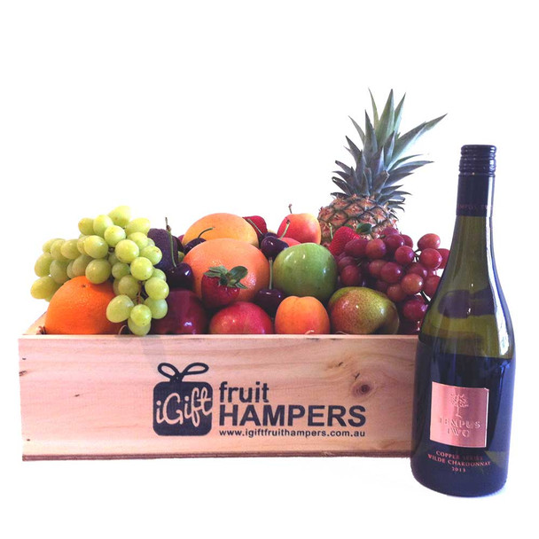 Gift Hamper with Tempus Two Chardonnay 750ml