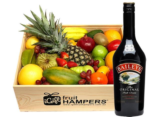 Baileys Irish Cream Gift Hampers + Fruit