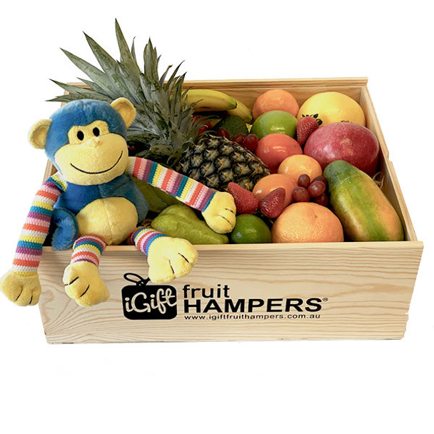Gift Hamper - Funky Monkey Blue