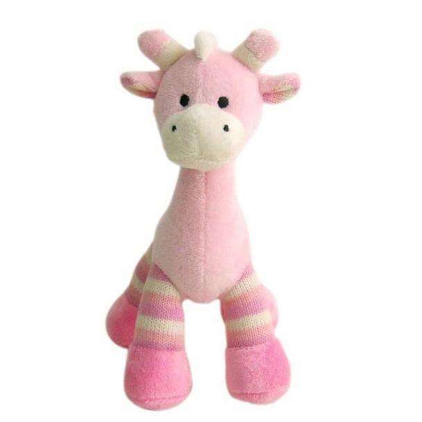 Baby rattle Light Pink - Baby Girl Gift