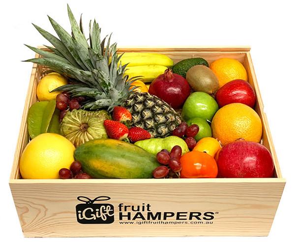 Fruit Only Hamper Large
