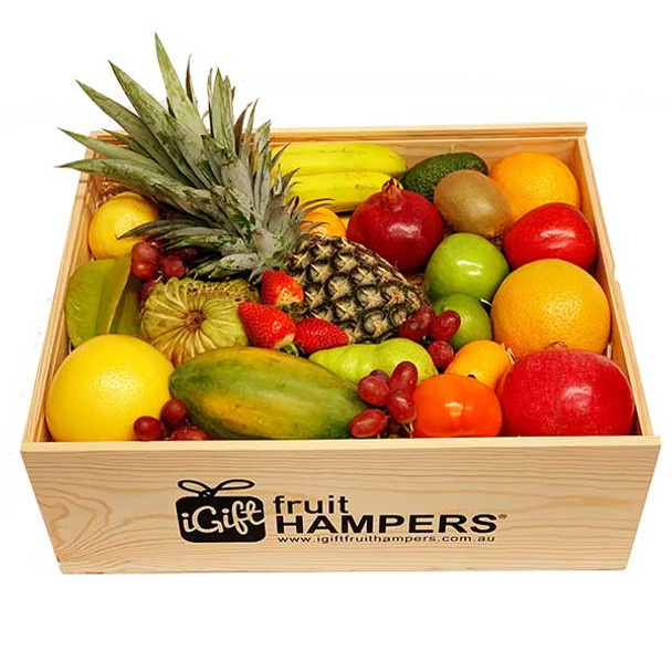 Mixed Fruit Only Hampers available in Sydney