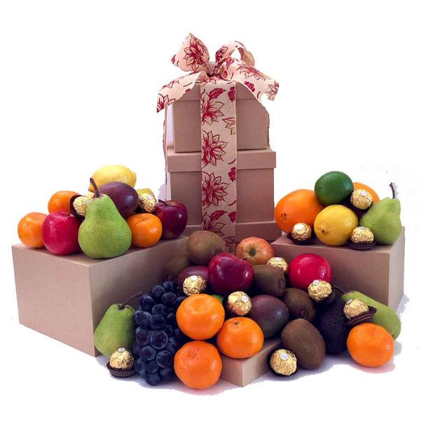 Gift Hamper + Chocolate Ferrero - Free Shipping