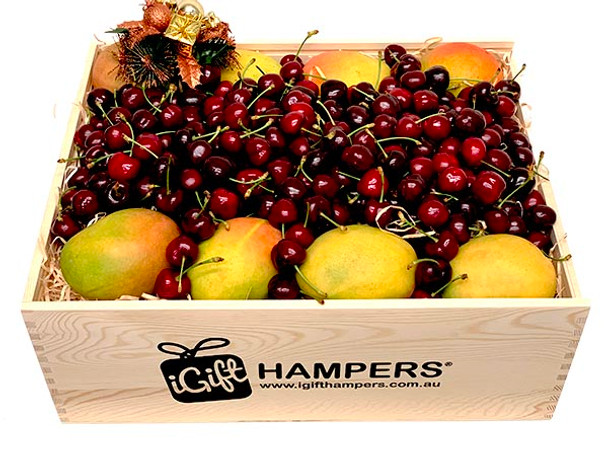 Cherry + Mango Hampers