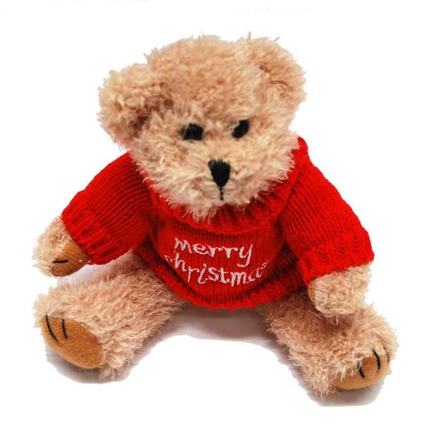 Message Bear - Merry Christmas