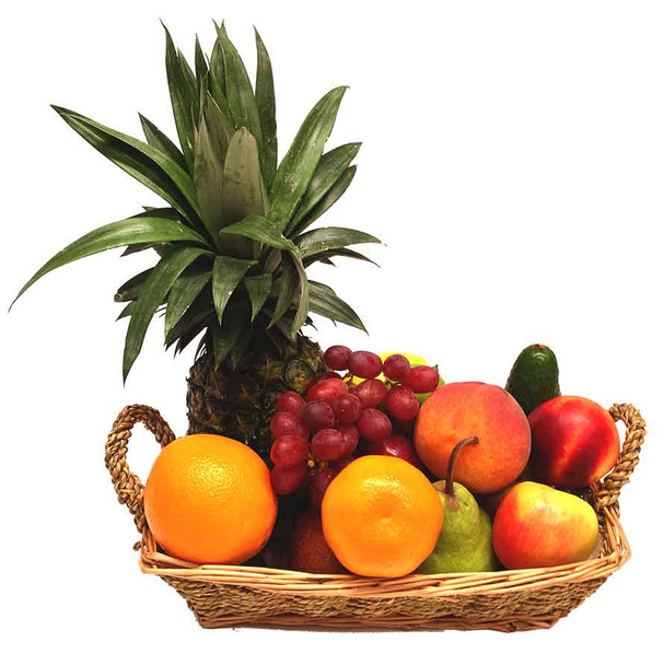 Delicious Small Fruit Only Gift Basket