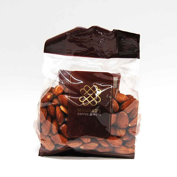 Smoked Almonds 250g - Mourad's Coffee & Nuts