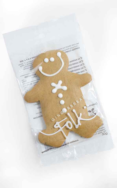 Gingerbread Man - Made in Australia