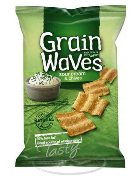 Grain Waves - Sour Cream and Chives