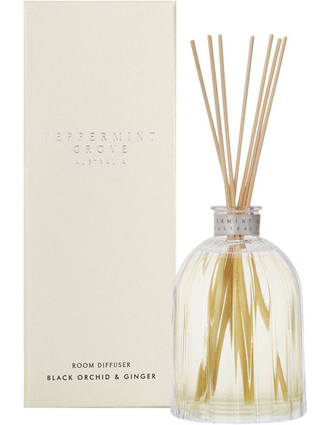 Black Orchid & Ginger Diffuser 350ml- Peppermint Grove