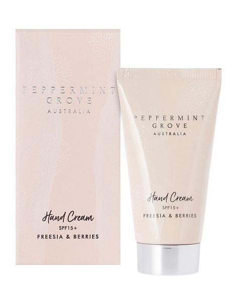 Hand Cream by Peppermint Grove  - Feesia + Berries 75ml