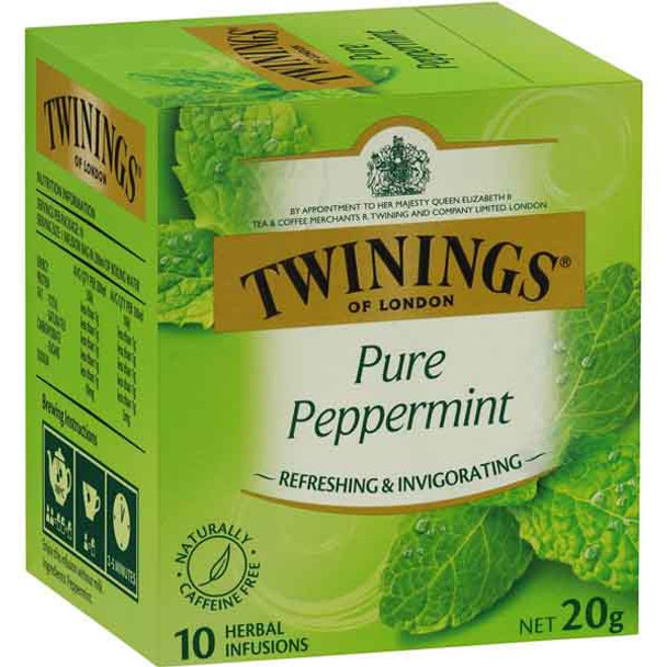 Twinings of London - Peppermint Tea
