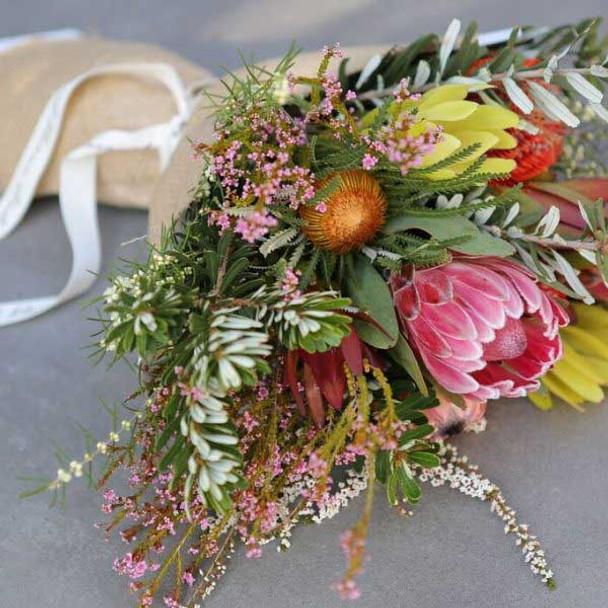 Native Flowers Delivered