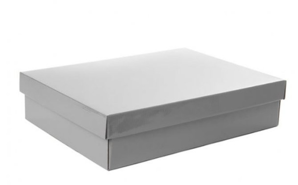 Cardboard Hamper Box
