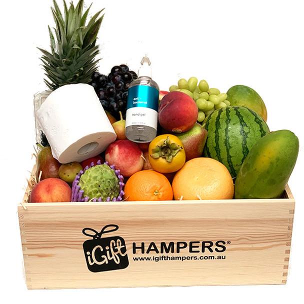 Get Well Gift Hamper + Hand Sanitiser