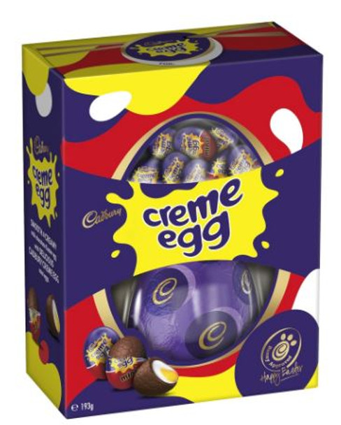 Cadbury Creme Egg Easter - Happy Easter
