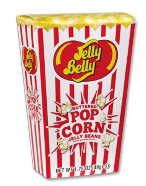 Jelly Belly Buttered Popcorn Box 49g