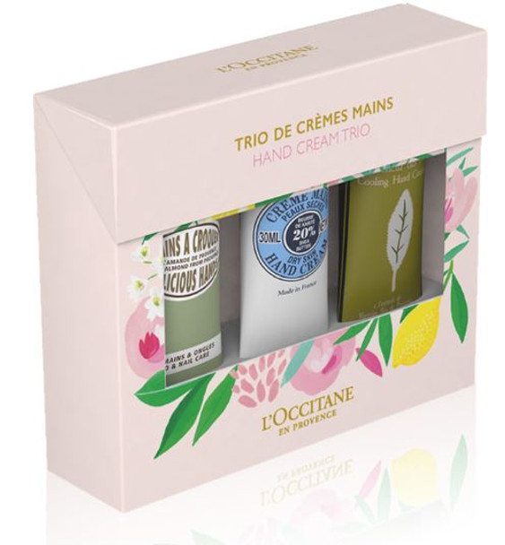 L'Occitane Hand Cream Favourites Trio