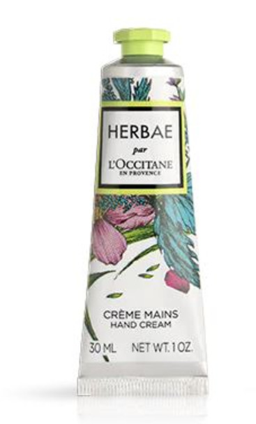 L'Occitane Herbae Hand Cream 30ml