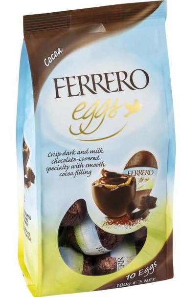 Ferrero Dark Chocolate Easter Eggs