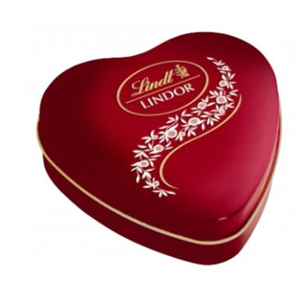 Lindt Lindor Chocolate Heart