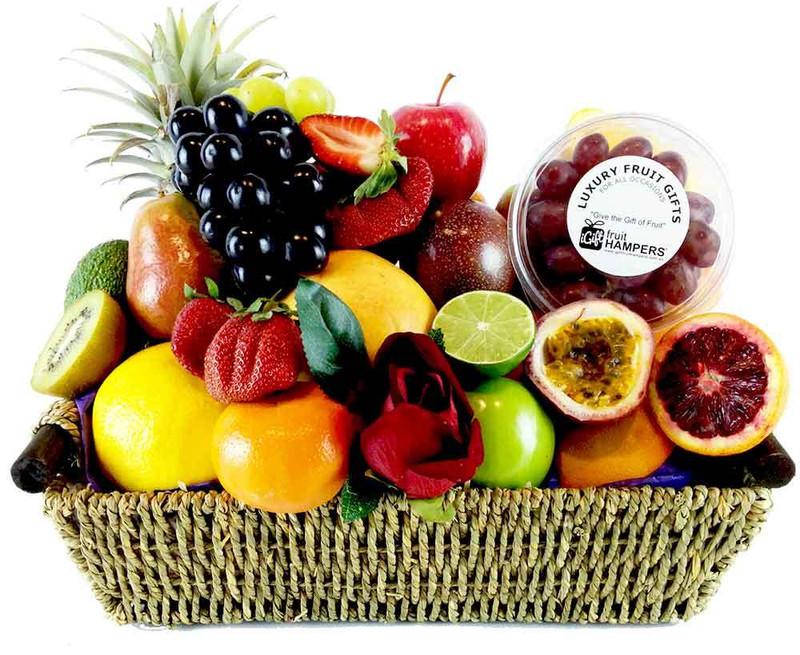 Easter Gifts to Get Delivered | Easter Fruit Basket | Beanstalk Mums
