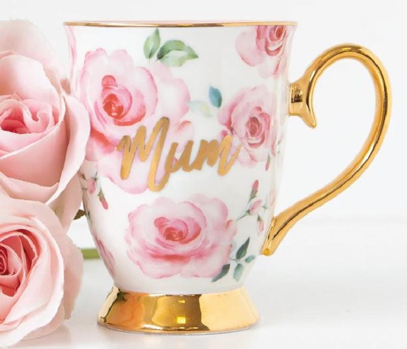 NEW Cristina Re Mum Roses Mug 300ml