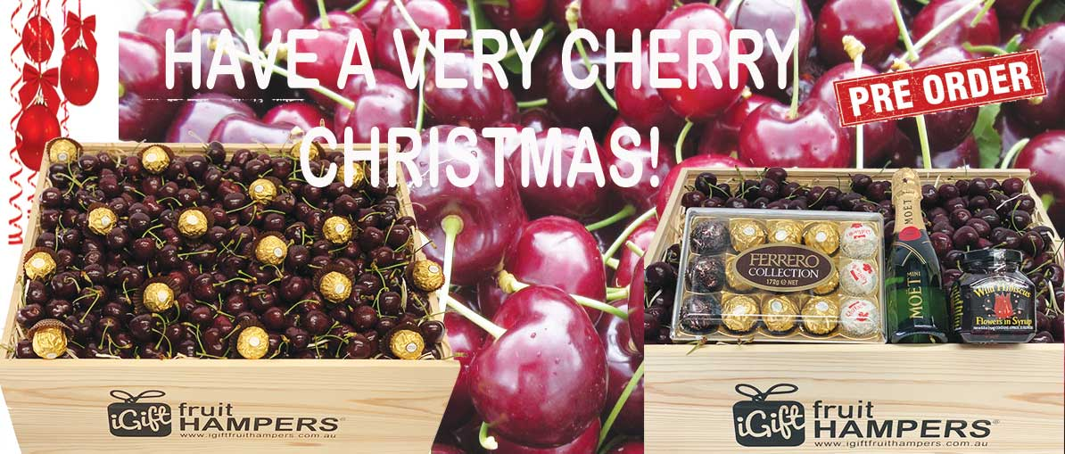 CHRISTMAS CHERRY HAMPERS