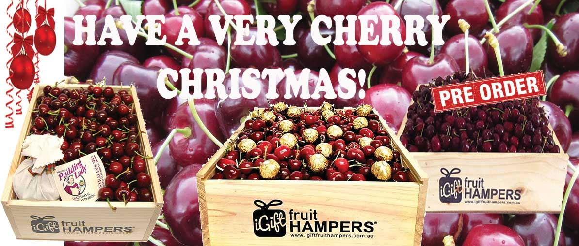 CHERRY GIFTS - CHRISTMAS HAMPERS