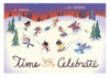 2014 Holiday Card - Single - Time to celebrate - robot
