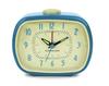 Blue Retro Alarm Clock