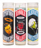 Patron Saints of Time Travel Candle